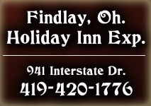 Findlay Ohio (Sat) 12/2/2017