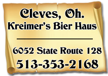 Cleves Ohio (Fri) 03/09/2018