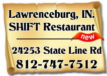 Lawrenceburg IN (Tue) 02/26/2019