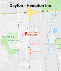Dayton - Aug 28, 2019 (Wed)