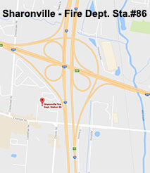 Sharonville FD - Nov 14, 2018 (Wed)